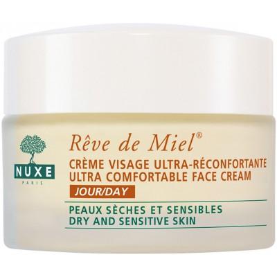 Nuxe Reve de Miel Ultra Comfortable Face Cream Day 50 ml