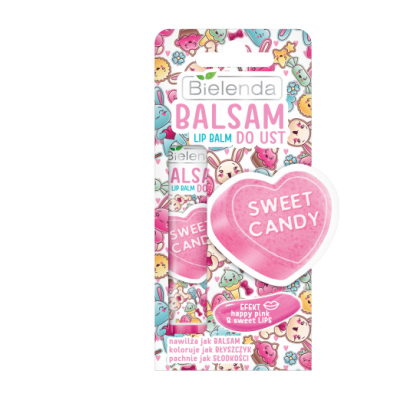 Bielenda Lip Balm Sweet Candy 10 g