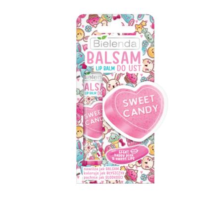 Bielenda Lip Balm Sweet Candy 10 g