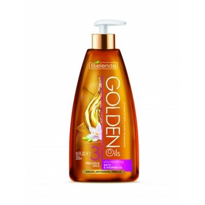 Bielenda Golden Oils Ultra Nourishing Shower Oil 250 ml
