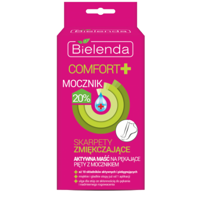 Bielenda Comfort+ Softening Socks 1 pair