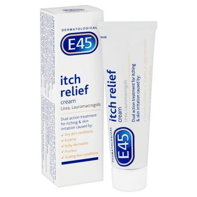 E45 Dermatological Itch Relief Cream 50 g