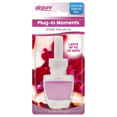 Airpure Airpure Plug-In Moments Refill Sweet Romance 1 kpl 1 kpl