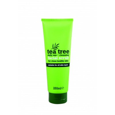 Tea Tree Cleansing Facial Scrub 250 ml