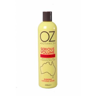 OZ Botanics Serious Volume Shampoo 400 ml
