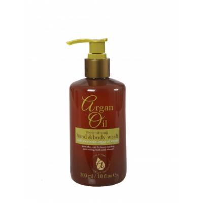Argan Oil Moisturising Hand & Body Wash 300 ml