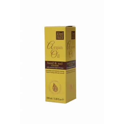 Argan Oil Hand & Nail Cream 100 ml