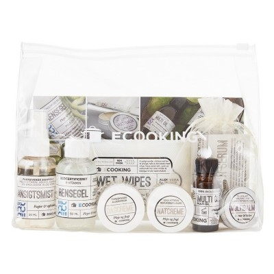 Ecooking Starter Kit with Cleansing Gel 8 pcs