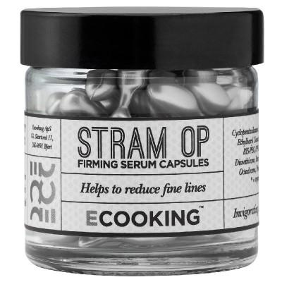 Ecooking Firming Serum Capsules 60 stk