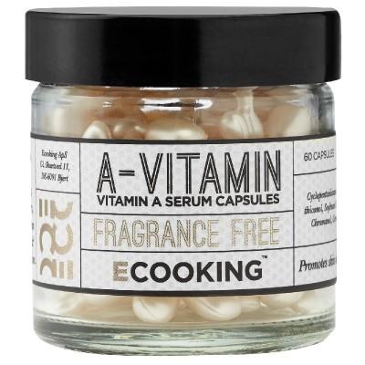 Ecooking Vitamin A Serum Capsules 60 pcs