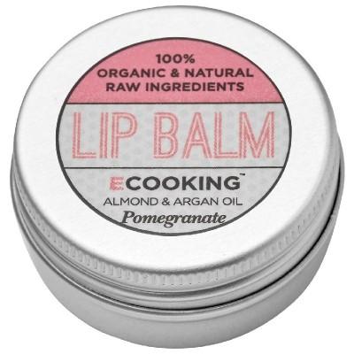 Ecooking Pomegranate Lip Balm 15 ml