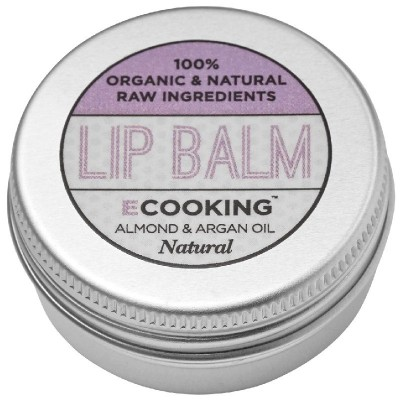 Ecooking Natural Lip Balm 15 ml