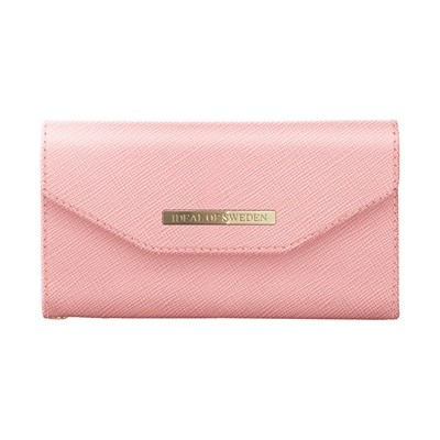 iDeal Of Sweden Mayfair Clutch iPhone X Pink iPhone X