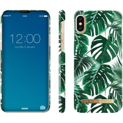iDeal Of Sweden Fashion Case iPhone X Monstera Jungle iPhone X