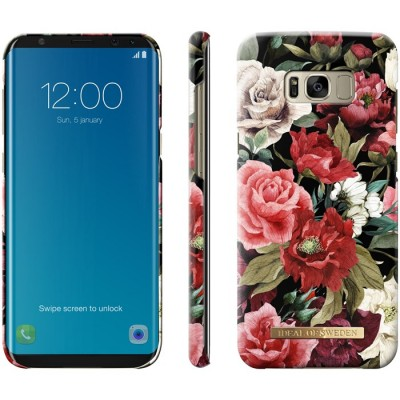 iDeal Of Sweden Fashion Case Galaxy S8 PLUS Antique Roses Galaxy S8 PLUS