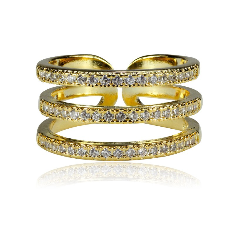 23fe6aa0 Everneed Matilla Ring Guld One Size - 59.95 kr