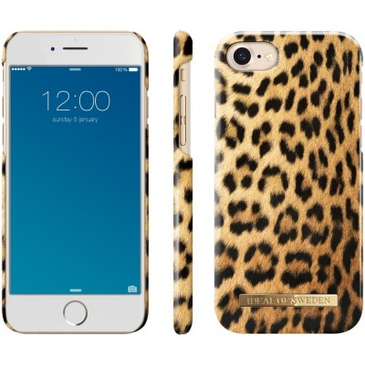 iDeal Of Sweden Fashion Case iPhone 6/6S/7/8 Wild Leopard iPhone 6/6S/7/8