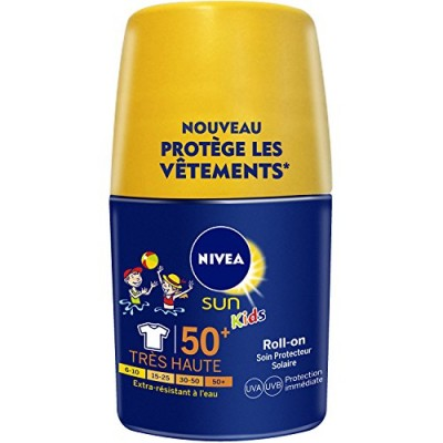 Nivea Sun Kids Caring Roll On SPF50+ 50 ml