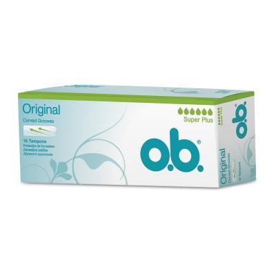 O.B. Original Super Plus 16 st