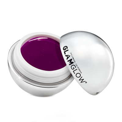 GlamGlow Poutmud Wet Lip Balm Sugar Plum 7 g