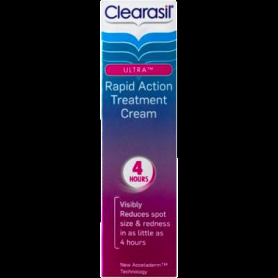 Clearasil Ultra Rapid Action Gel 15 ml
