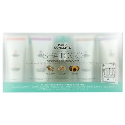 Daily Concepts Daily Concepts Spa To Go Superfood Skin Treatment 6 kpl 6 kpl