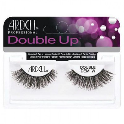 Ardell Double Up Demi W False Lashes Black 1 paar