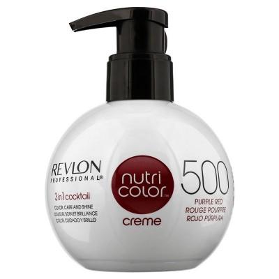 Revlon Nutri Color Creme 500 Purpur Red 270 ml