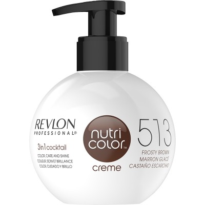 Revlon Nutri Color Creme 513 Frosty Brown 270 ml