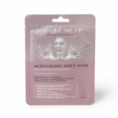 Masque Me Up Moisturizing Sheet Mask 25 ml