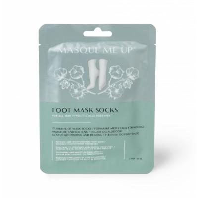 Masque Me Up Foot Mask Socks 1 pair