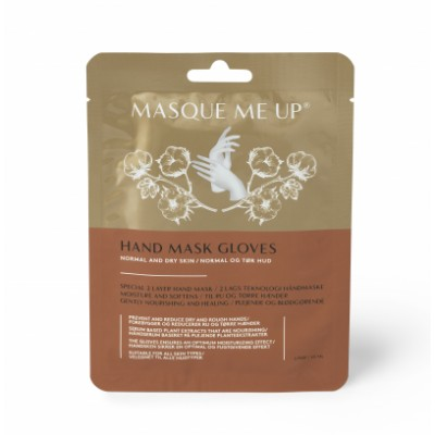 Masque Me Up Hand Mask Gloves 1 Paar