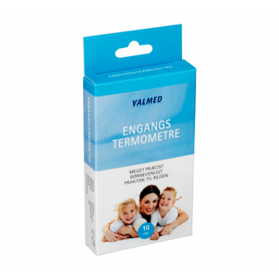 Valmed Disposable Thermometers 10 st