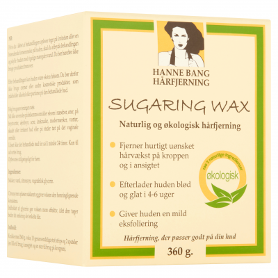 Hanne Bang Sugaring Wax 360 g