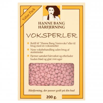 Hanne Bang Voksperler 200 g
