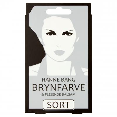 Hanne Bang Brynfarve Sort 1 stk