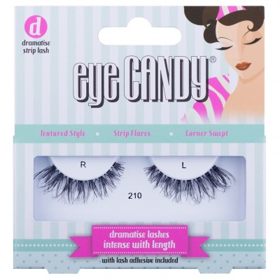 Eye Candy Eye Candy Dramatise False Lashes 210 1 pari 1 pari