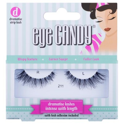 Eye Candy Dramatise False Lashes 211 1 pari