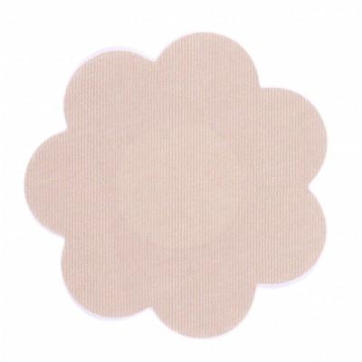 Brush Works Satin Petal Nipple Covers 4 paar