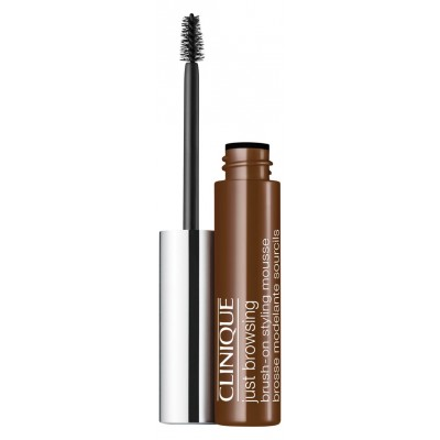Clinique Just Browsing Brush-On Styling Mousse 03 Deep Brown 2 ml