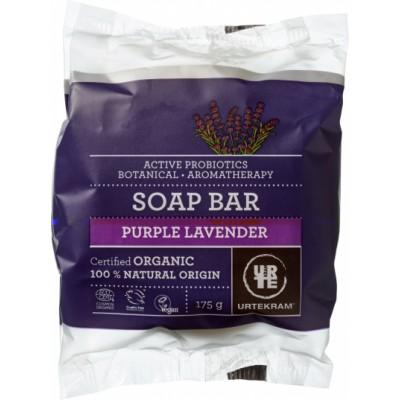 Urtekram Purple Lavender Soap Bar 175 g