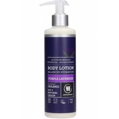 Urtekram Purple Lavender Body Lotion 245 ml