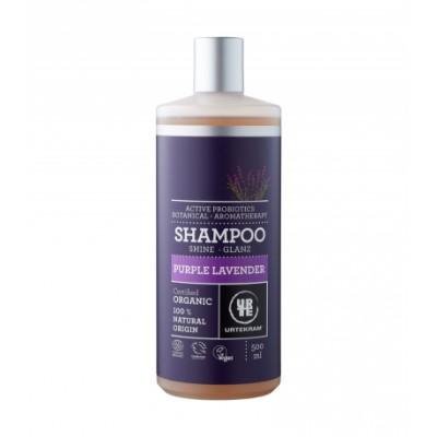 Urtekram Purple Lavender Shampoo 500 ml