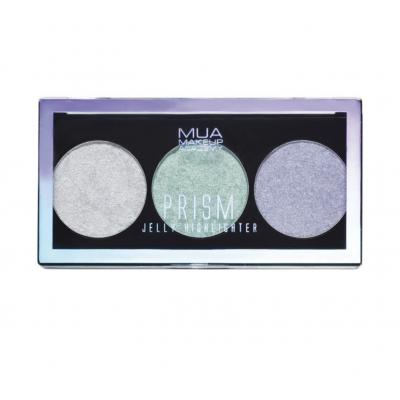 MUA Makeup Academy Prism Jelly Highlighter Crystal Cut 9 g