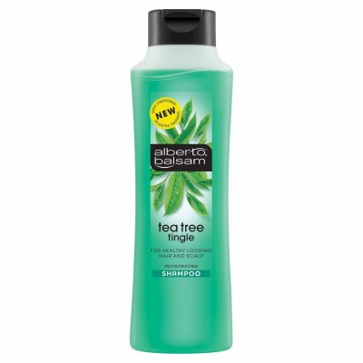 Alberto Balsam Tea Tree Tingle Shampoo 350 ml