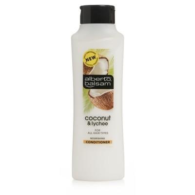 Alberto Balsam Coconut & Lychee Conditioner 350 ml