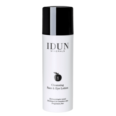 Idun Minerals Cleansing Face & Eye Lotion 150 ml
