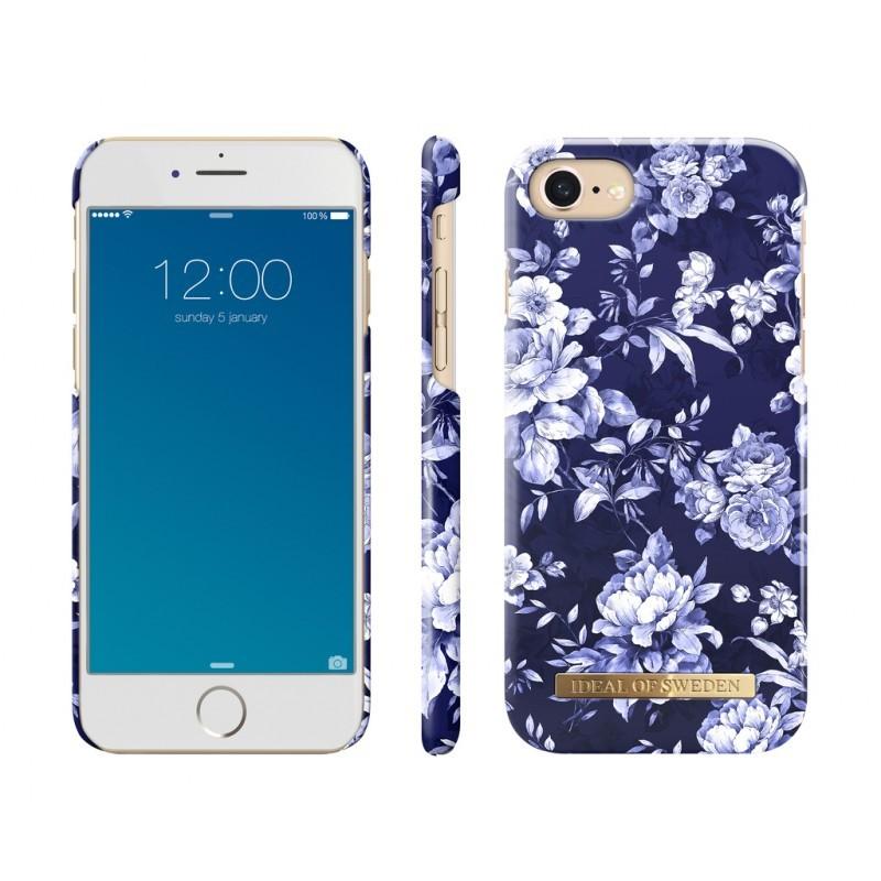 ideal of sweden fashion case iphone 6 6s 7 8 sailor blue bloom iphone 6 6s 7 8. Black Bedroom Furniture Sets. Home Design Ideas