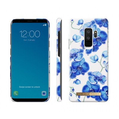 iDeal Of Sweden Fashion Case Galaxy S9 Plus Baby Blue Orchid Galaxy S9 Plus