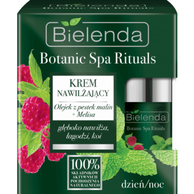 Bielenda Botanic Spa Rituals Raspberry & Lemon Face Cream 50 ml
